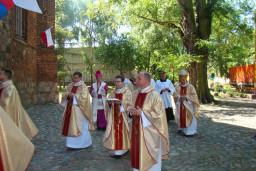 Procesja z relikwiami św. Ottona z Bambergu   /fot.: Webmaster /