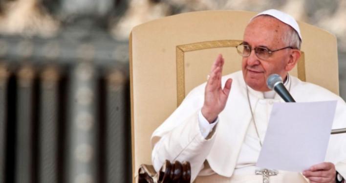 Orędzie Papieża Franciszka na Wielki Post 2018