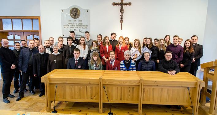 Diecezjalny etap Olimpiady Teologii Katolickiej