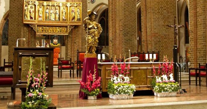 Odpust w Szczecińskiej Katedrze i Jarmark Jakubowy 2017