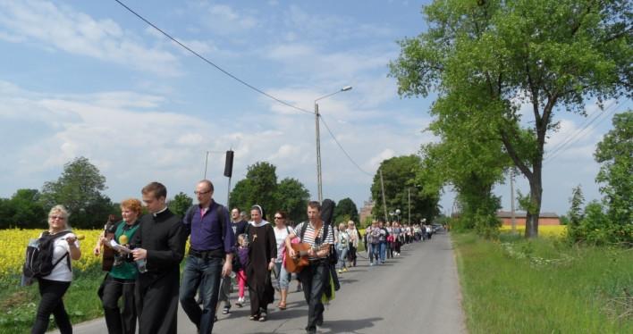 Jubileusz XXV lecia powrotu katechezy do polskiej szkoły - 21 maja 2016 r. Pyrzyce - Brzesko