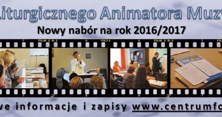 Piąta edycja Szkoły Liturgicznego Animatora Muzycznego
