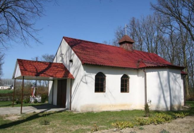 Lubiana Kościół filialny pw Miłosierdzia Bożego