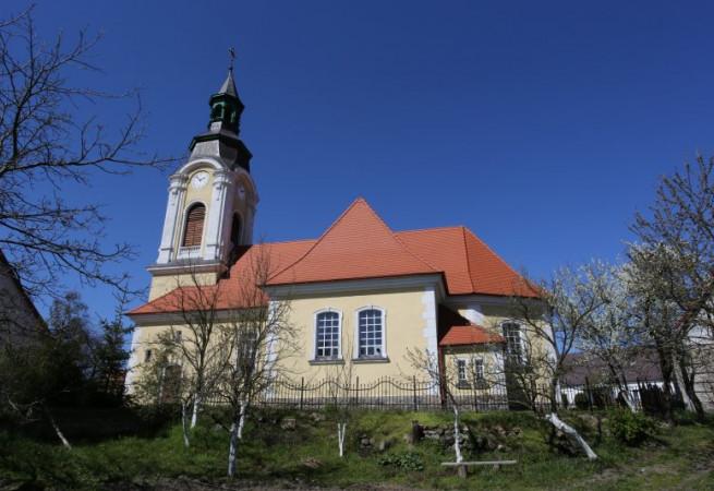 Chłopowo Kościół parafialny pw Najśw.Serca Pana Jezusa