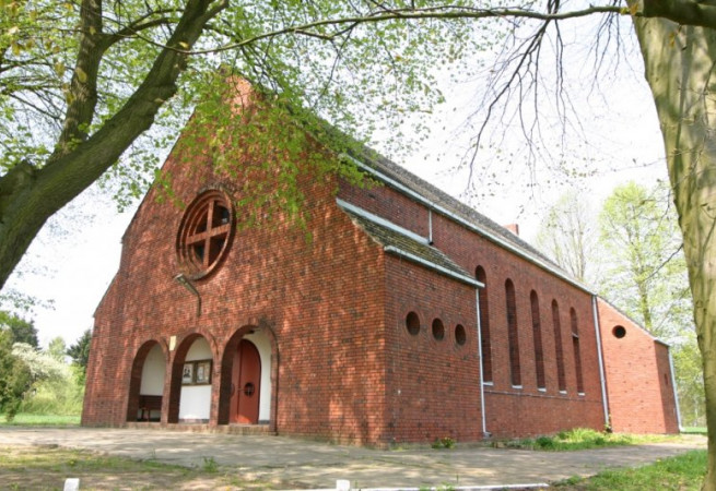 Jesionowo Kościół parafialny pw Chrystusa Króla