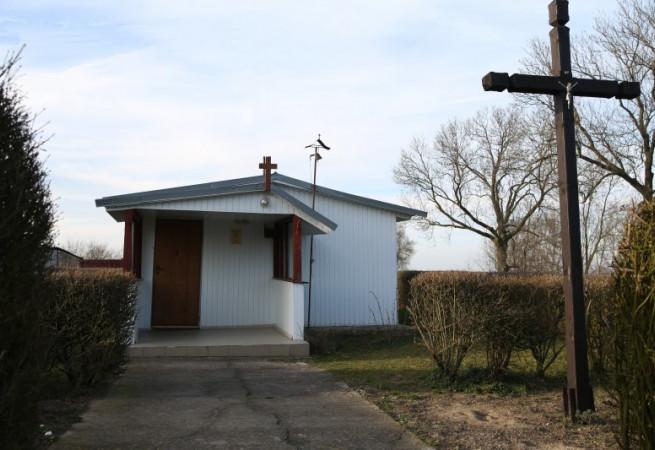 Topolinek Kościół filialny pw św.Stanisława BM