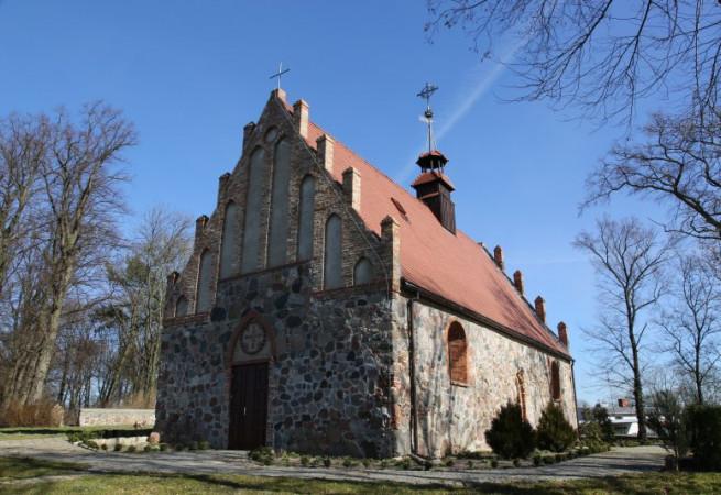 Łozice Kościół filialny pw Podwyższenia Krzyża Świętego