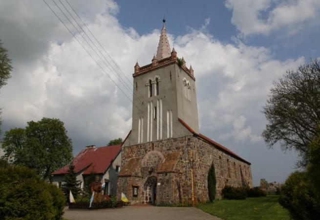 Lubicz Kościół parafialny pw św. Judy Tadeusza