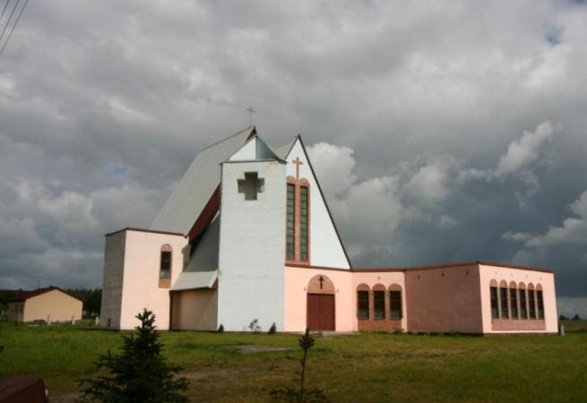 Czarnogłowy Kościół filialny pw św.Józefa
