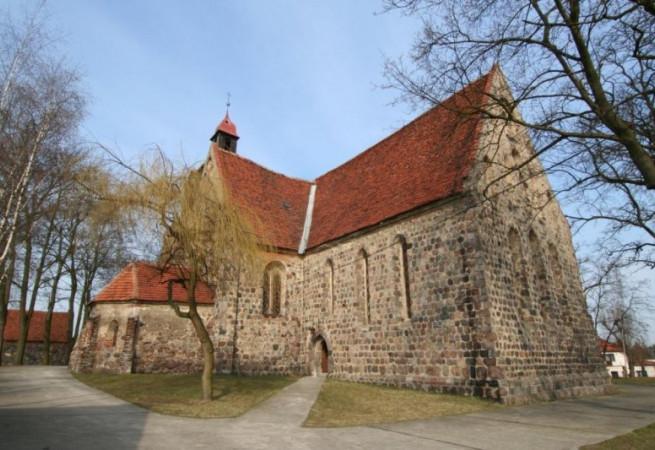 Moryń Kościół parafialny pw Świętego Ducha