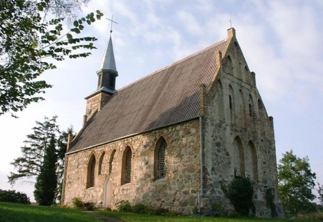 Garnowo Kościół filialny pw MB Królowej Polski