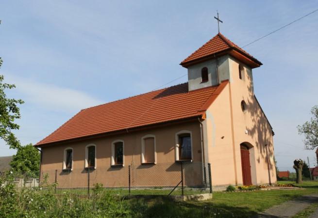 Kartlewo Kościół filialny pw MB Szkaplerznej
