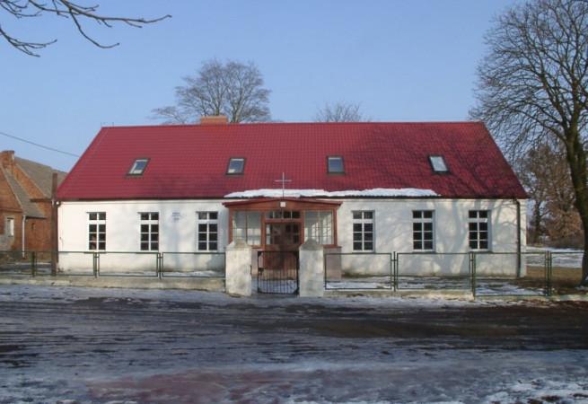 Nętkowo Kościół filialny pw MB Częstochowskiej