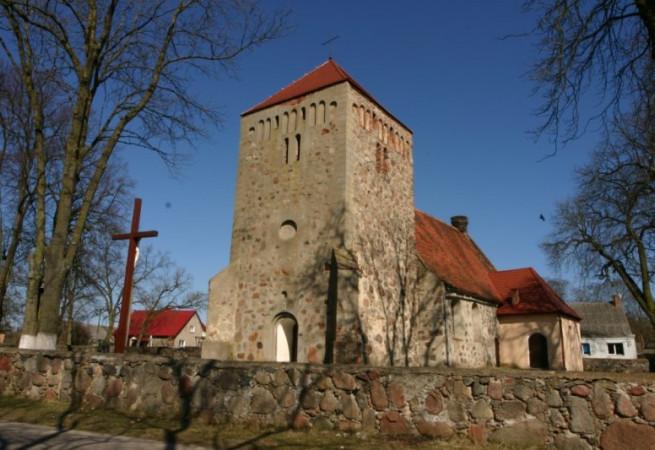 Pomień Kościół filialny pw Niepokalanego Serca NMP