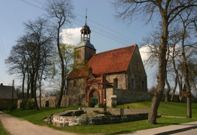 Rosnowo Kościół filialny pw Chrystusa Króla
