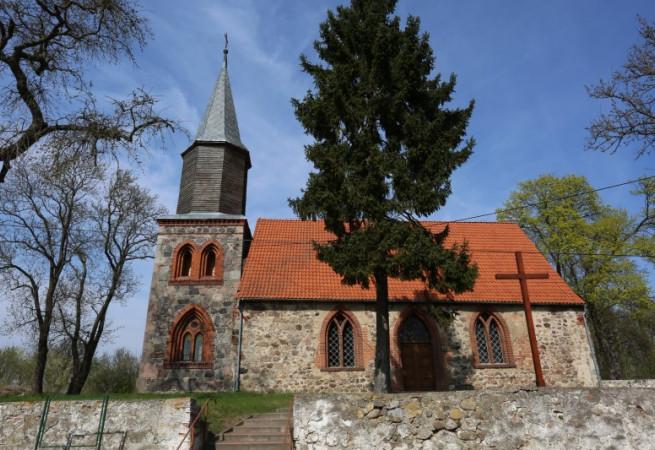 Rakowo Kościół filialny pw Świętej Trójcy