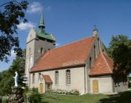 Nawodna Parafia rzymskokatolicka p.w. Świętego Krzyża