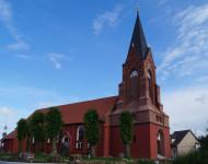 Nowe Warpno Parafia rzymskokatolicka p.w. Wniebowzięcia NMP