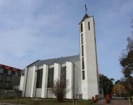Międzywodzie Parafia rzymskokatolicka p.w. Wniebowzięcia NMP