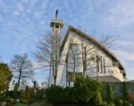 Rewal Parafia rzymskokatolicka p.w. Najświętszego Zbawiciela