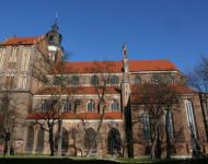 Stargard Parafia rzymskokatolicka p.w. NMP Królowej Świata