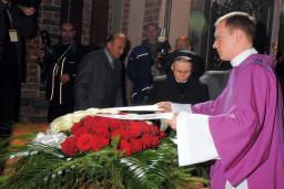 Katedra - Msza Święta pogrzebowa  /fot.: J. Samborski /