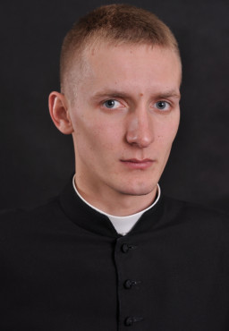 Ks. Damian Rogoża, Parafia pw. MB Częstochowskiej  w Maszewie