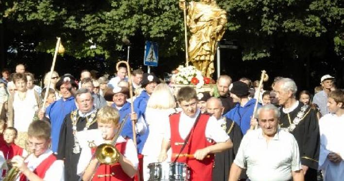 24 lipca - początek świętowania