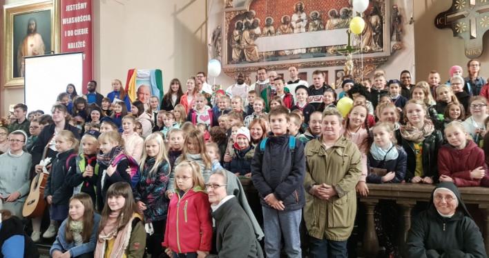 Tydzień Misyjny i II Archidiecezjalna Animacja Misyjna w szkołach i parafiach - październik 2018