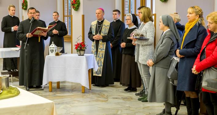 Adwentowy Dzień Skupienia dla katechetów i nauczycieli - 15 grudnia 2018 r.