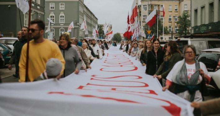 Szczeciński Marsz dla Życia 2019