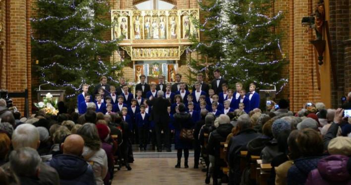Msza święta i koncert noworoczny w Bazylice Archikatedralnej