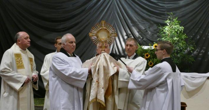Liturgia Wigilii Paschalnej w Bazylice Katedralnej 2019