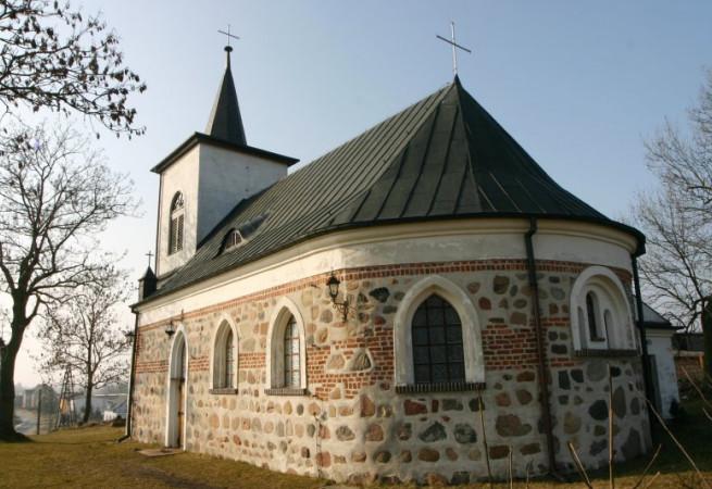 Stobno Kościół filialny pw MB Fatimskiej
