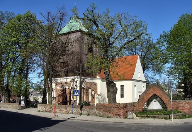 71-834 Szczecin Kościół parafialny pw Niepokalanego Serca NMP-Stołczyn