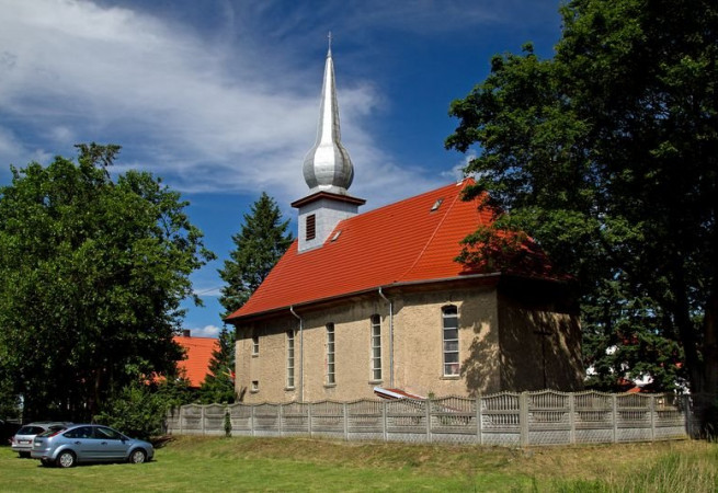 Reptowo Kościół parafialny pw Wniebowzięcia Najświętszej Maryi Panny