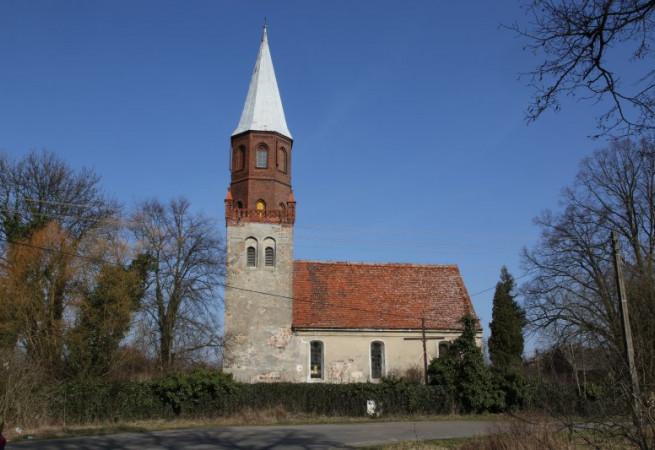 Górnowo Kościół filialny pw Najświętszego Serca Pana Jezusa