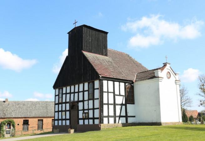 Worowo Kościół filialny pw Imienia Maryi