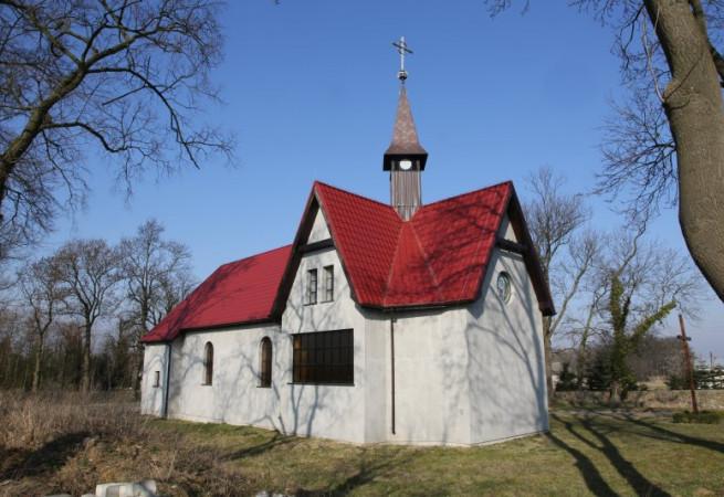 Linie Kościół filialny pw św.Józefa