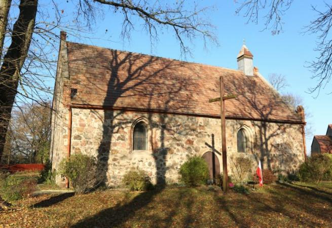 Swochowo Kościół filialny pw św.Antoniego
