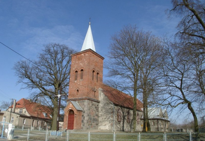 Boguszyny Kościół parafialny pw MB Różańcowej