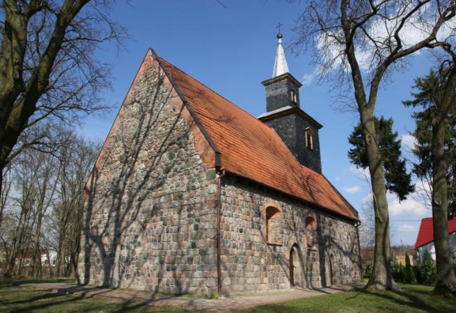 Wysoka Kościół filialny pw św. Teresy od Dzieciątka Jezus