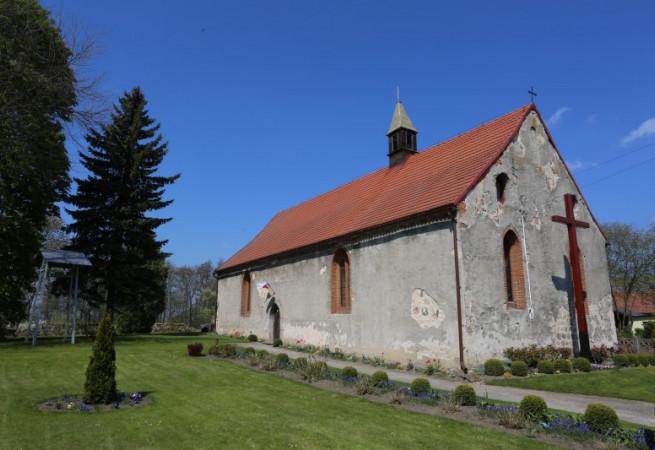 Letnin Kościół filialny pw MB Różańcowej