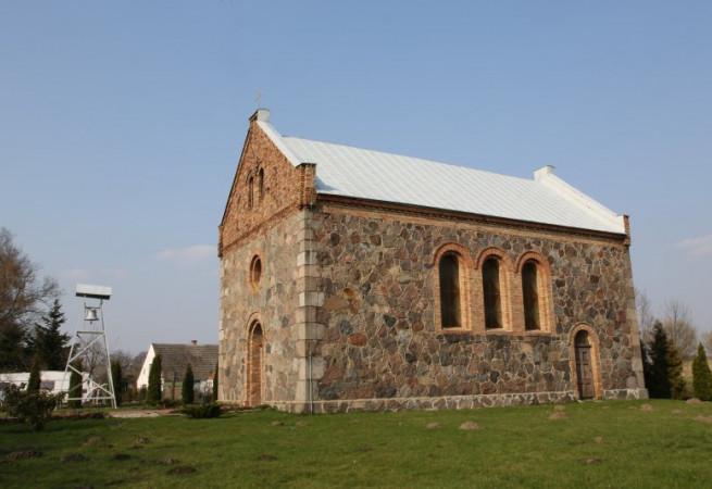 Chlebówko Kościół filialny pw MB Anielskiej