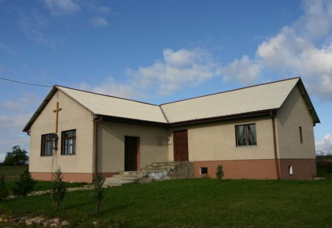 Bylice Kaplica pw św. Kazimierza