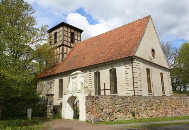 Stolec Kościół filialny pw św. Maksymiliana M. Kolbego