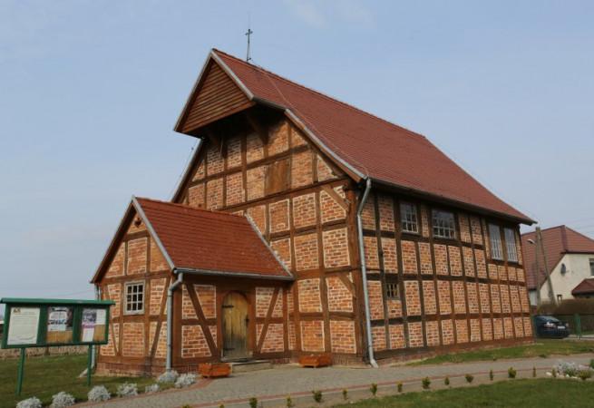 Ciećmierz Kościół filialny pw Zwiastowania NMP