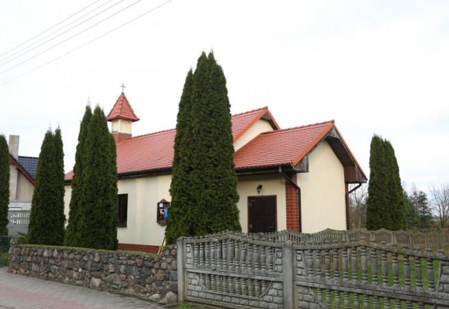 Paprotno Kościół filialny pw MB Ostrobramskiej