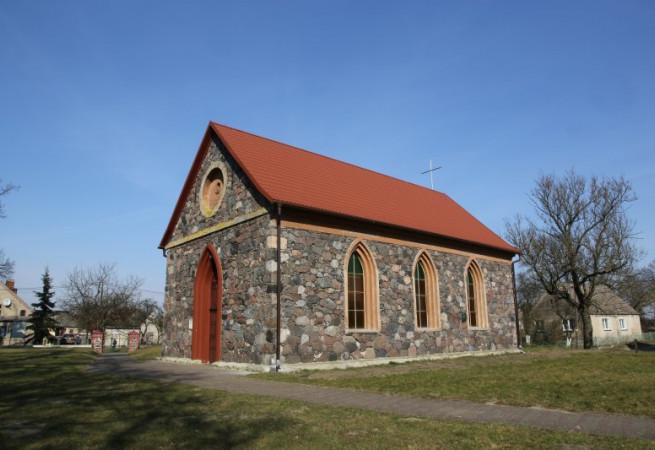Lisowo Kościół filialny pw MB Częstochowskiej