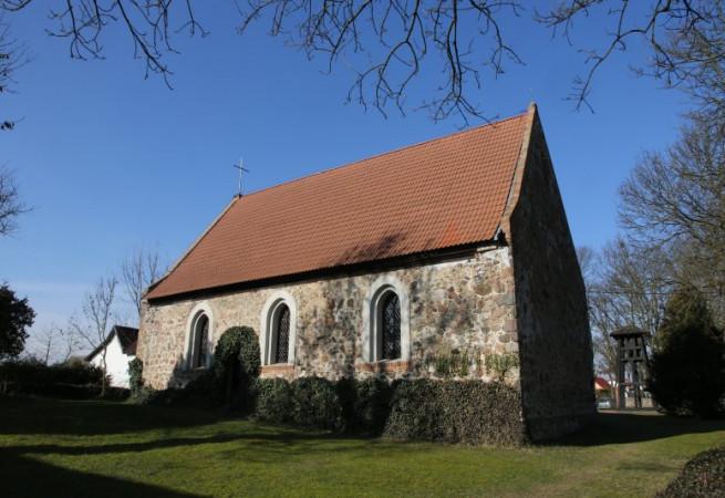Bartkowo Kościół filialny pw Wniebowzięcia NMP